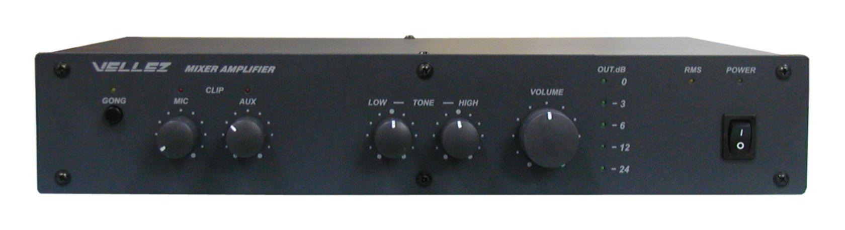 Усилитель-микшер 80ПП022М